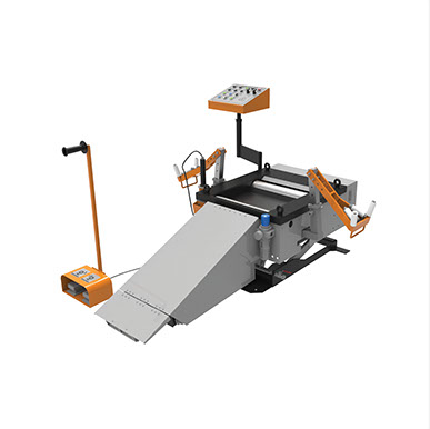 Inspection Spreader 3D view